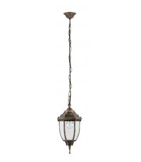 Lampa wisząca Nizza E27 1x60W złoto antyczne Rabalux 8454