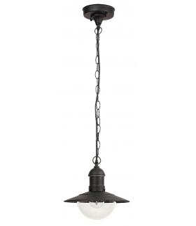 Lampa wisząca Oslo E27 60W czarny Rabalux 8717
