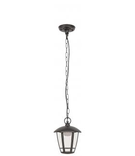 Lampa wisząca zewnętrzna Sorrento LED8W czarny matowy Rabalux 8128