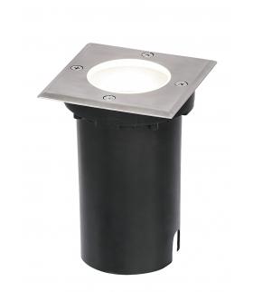 Lampa najazdowa Tacoma GU10 50W stal nierdzewna Rabalux 8714