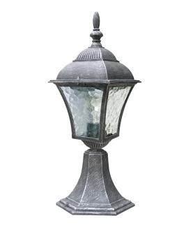 Lampa stojąca z podstawąToscana srebro anty. Rabalux 8398
