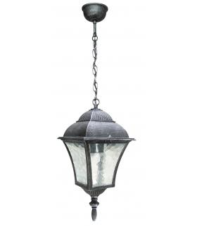 Lampa wisząca Toscana srebro anty. Rabalux 8399