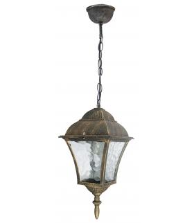 Lampa wisząca Toscana złoto anty. Rabalux 8394