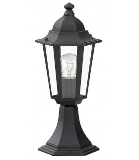 Lampa ogrodowa Velence E27/1x60W czarna Rabalux 8206