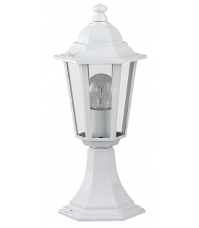 Lampa ogrodowa stojaca Velence górny E27/1x60W biały IP43 Rabalux 8205