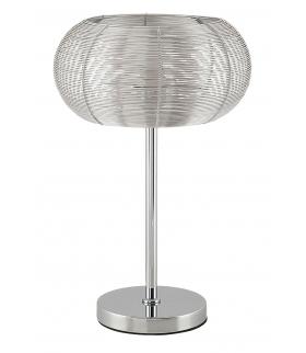 Lampa podł. Meda srebrna E-27/1xmax.60W Rabalux 2907