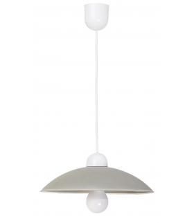 Lampa wisząca Cupola range D32 szara Rabalux 1408