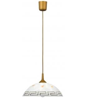 Lampa wisząca Etrusco D30 E27 1x60W złota Rabalux 7652