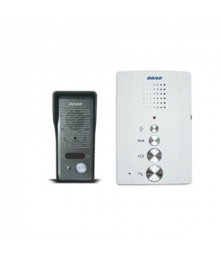 OR-DOM-RE-914 Zestaw domofonowy 1-rodzinny bezsłuchawkowy