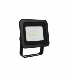 NOCTIS LUX 2 SMD 230V 10W IP65 CW BLACK SLI029037CW