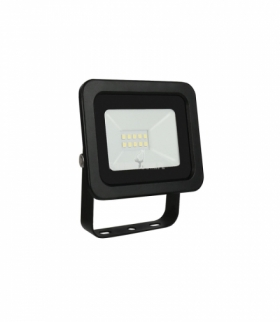 NOCTIS LUX 2 SMD 230V 10W IP65 NW BLACK SLI029037NW