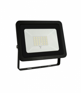 NOCTIS LUX 2 SMD 230V 20W IP65 NW BLACK SLI029038NW