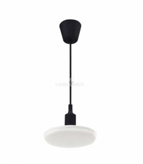 ALBENE ECO LED SMD 18W 230V WW BLACK CABLE SLI044004_BLACK