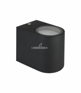 TORRE GU10 X1 IP54 BLACK SLIP007001