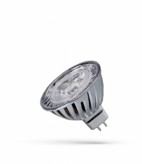 LED MR16 12V 3W 35W 3LED 38ST WW SPECTRUM WOJ+11912
