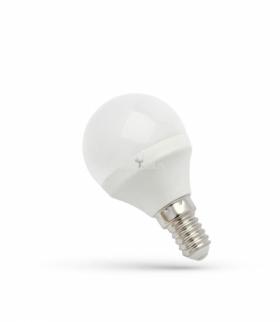LED KULKA E-14 230V 6W CW SPECTRUM WOJ+13023