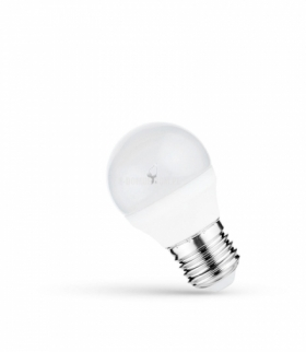 LED KULKA   E-27 230V 4W WW SPECTRUM + WOJ+13032