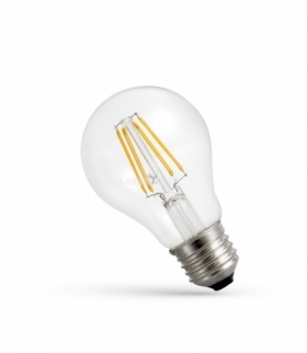 LED   GLS   E-27 230V 4W COG   WW CLEAR SPECTRUM WOJ+13876