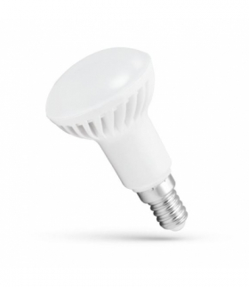 LED R-50 E-14 230V 6W WW SPECTRUM WOJ+13987