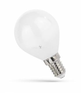 LED KULKA E-14 230V 4W COG WW WHITE SPECTRUM WOJ+14073