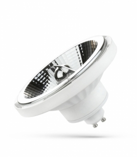 LED AR111 GU10 230V 12W SMD 20ST WW WHITE SPECTRUM WOJ+14146