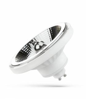 LED AR111 GU10 230V 15W SMD 45ST WW WHITE SPECTRUM WOJ+14152