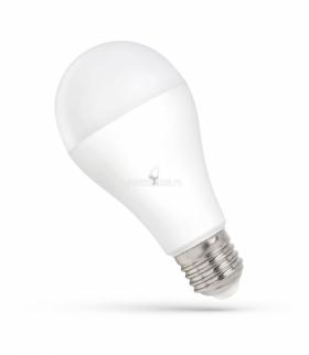 LED GLS E-27 230V 15W CW SPECTRUM WOJ+14263