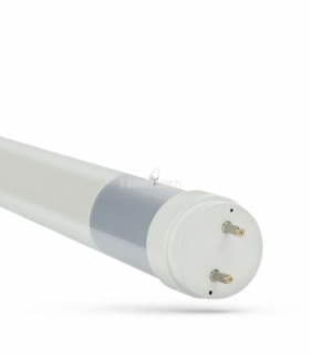 LED TUBE T8 SMD 2835 18W NW 26X1200 GLASS SPECTRUM WOJ+22304