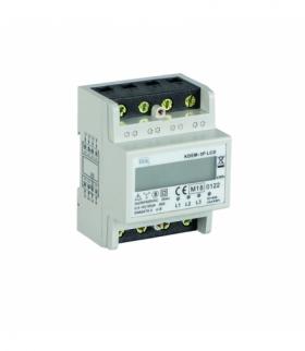 KDEM-3P LCD Licznik zużycia energii elektrycznej Kanlux 19344