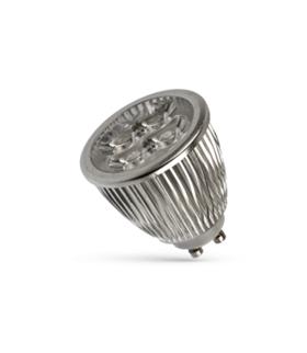 LED GU10 230V 4X2W CW 38ST SPECTRUM WOJ+12611