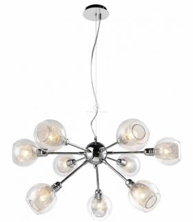 DIXI LAMPA WISZĄCA 9X40W E14 CHROM Candellux 39-65018