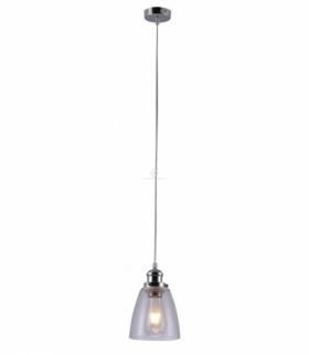 VOICE LAMPA WISZĄCA 1X40W E27 CHROMOWY Candellux 31-70821