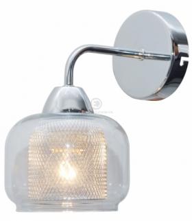 RAY LAMPA KINKIET 1X40W E14 CHROM Candellux 21-67067