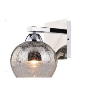CROMINA LAMPA KINKIET 1X60W E27 CHROM Candellux 21-22240