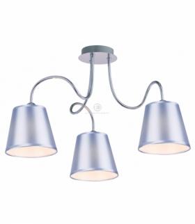 LUK LAMPA WISZĄCA 3X40W E14 CHROM Candellux 33-70746