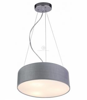 KIOTO LAMPA WISZĄCA 40 3X40W E27 JASNO SZARY Candellux 31-67722