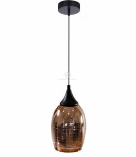 MARINA LAMPA WISZĄCA 14 1X60W E27 MIEDZIANY Candellux 31-51622