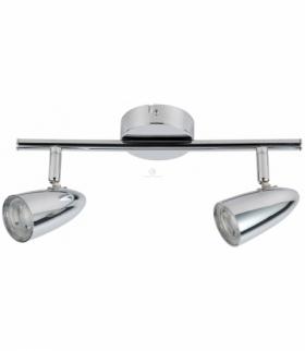 LIBERTY LAMPA SUFITOWA LISTWA 2X4W LED CHROM Candellux 92-49575