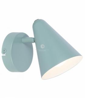 AMOR LAMPA KINKIET 1X40W E14 SZARY MAT Candellux 91-63342