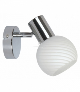 TURNO LAMPA KINKIET 1X40W E14 CHROM Candellux 91-94189