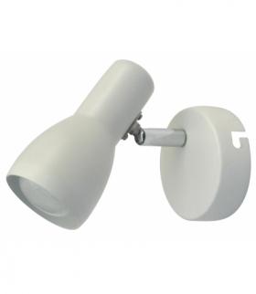 PICARDO LAMPA KINKIET 1X40W E14 BIAŁY MAT Candellux 91-44198