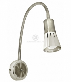 ARENA LAMPA KINKIET WYSIĘGNIK 1X40W R50 E14 NIKIEL MAT Candellux 91-94776