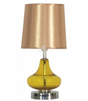 ALLADINA LAMPA 1X40W E14 BURSZTYN Candellux 41-10933