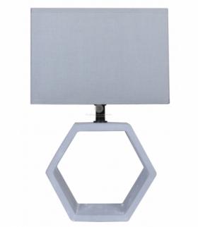 VIDAL LAMPA CERAMICZNA 1X40W E27 GRAFITOWY Candellux 41-68552