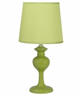 BERKANE LAMPA 1X40W E14 ZIELONA Candellux 41-11725