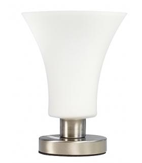 VENETO LAMPA 1X40W E14 NIKIEL MAT