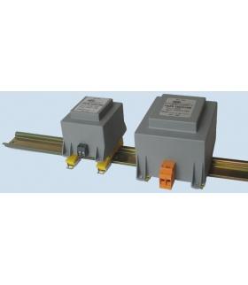 Transformator sieciowy zalewany IP66 na szynę TSZS 16/013M