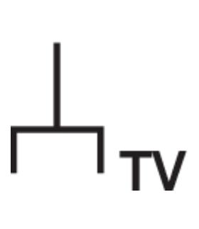 R.classic/1930/Glas Gniazdo RTV 2xSAT końcowe,  mechanizm  Berker 53455332