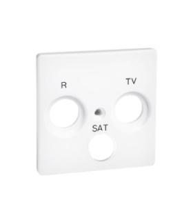 Pokrywa do gniazda antenowego R-TV-SAT biały 82037-30