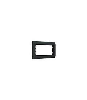 Suport z maskownicą do kolumn i minikolumn ALC 2×K45 1×CIMA szary grafit SAL100/14